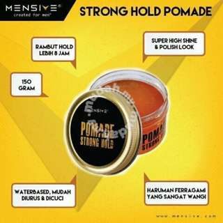 Mensive pomade stronghold