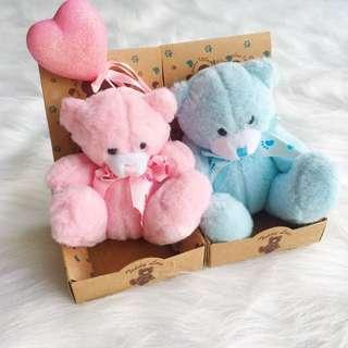 Valentine Couple Bear Soft Stuffed Toys