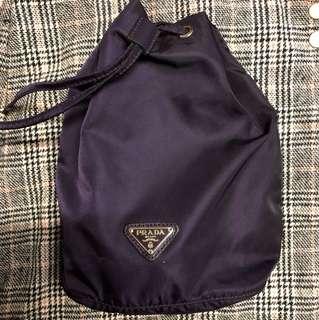 Prada 紫色小索袋