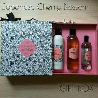 GIFT BOX JAPANESE CHERRY BLOSSOM ORIGINAL