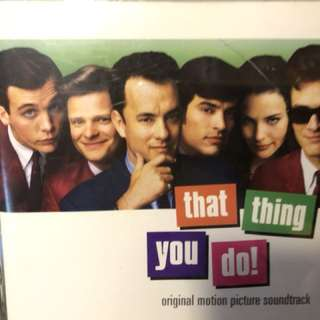 That Thing You Do Soundtracks