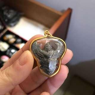 龍婆錠✨金翅鳥✨2559結緣價 《桃園-泰美麗店面購入✨保證親請結緣》