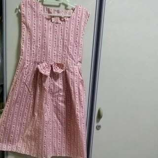 BABY CLOTHES LITTLE FAIRY COLLECTION LONG COOLING DRESS FOR 7-9YEARS