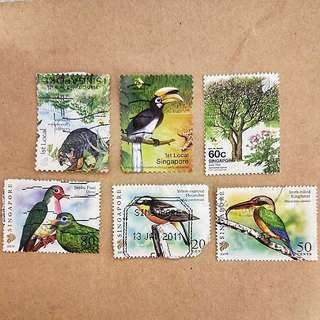 Assorted Stamps (Animals)