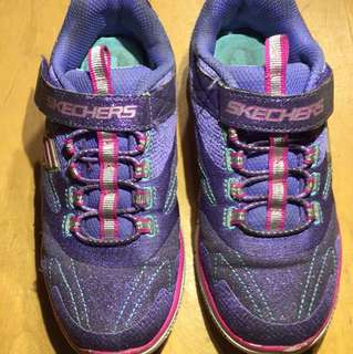 Skechers Purple Shoes for Girls