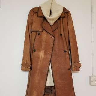 古着An cloth drop Leather clothes