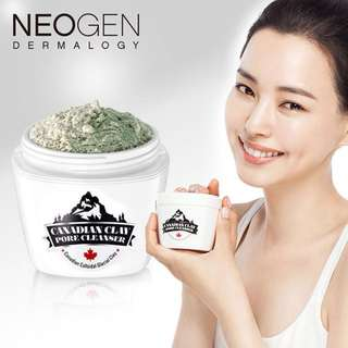 (BACK IN STOCK) Neogen Canadian Clay Pore Cleanser