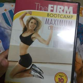 Fitness Calorie Burn Workouts DVD (code 1)