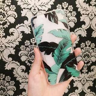 iPhone Case 7 (Leaf)