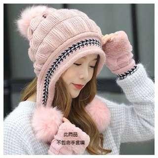 🚚 針織毛帽