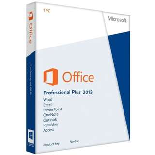 Microsoft Office 2013 Professional Plus 2013 - Binow Australia