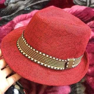 Red hat (boys/toddler)