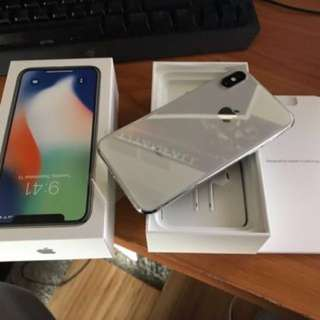 Apple iPhone X 64GB Brand New Original Unlocked