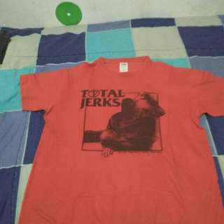 Kaos band total jerks