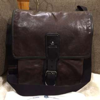 Authentic Prada Leather Sling Bag With Dustbag