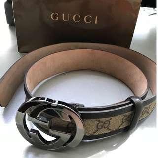 Branded Woman's Belt