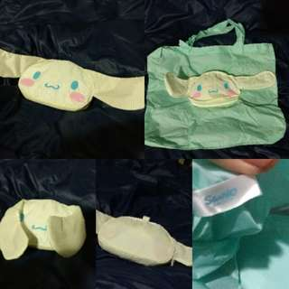Sanrio 環保袋 (正品)
