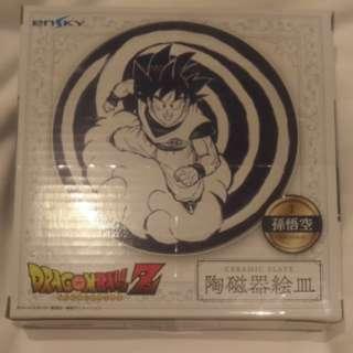 龍珠 陶瓷碟 日本全新直送 一套四款