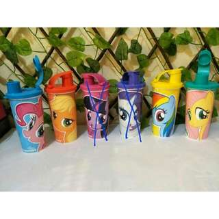 Tupperware My Little Pony Tumbler