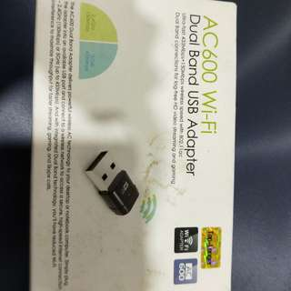 Wifi Dual Band USB Adapter