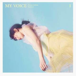 TAEYEON - MY VOICE 01 Deluxe Edition