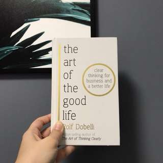 The art of good life