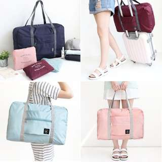 Women Travel Luggage Carry Bag Korean Easy Travel