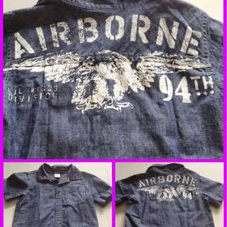 Old Navy Shirt Size 3T Boys