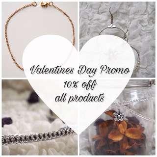 Valentines Day Promo!