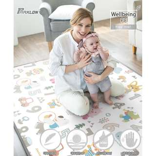 PARKLON Wellbeing Plus Pororo Number Playmat