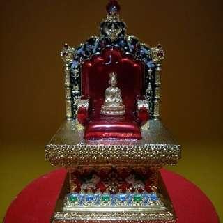 2nd Karmapa karma pakshi throne