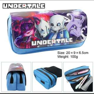 Instocks Undertale Pencil Case
