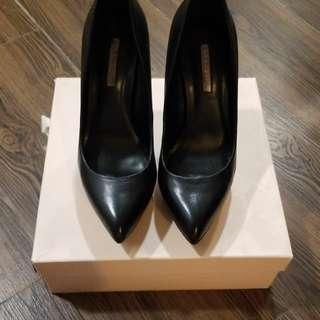 BCBG 全羊皮高跟鞋 , BCBG heels