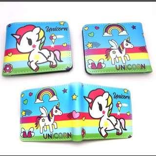 Instocks Unicorn wallet