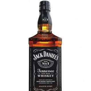 Jack Daniels 全新一支