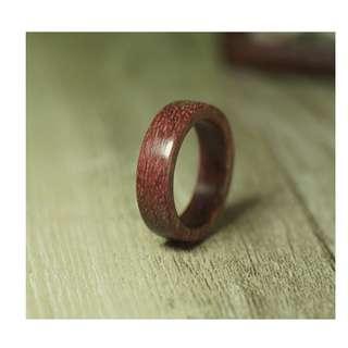 🌲紫心蘇木戒指🌲