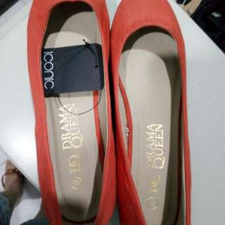 'DQ' Wedges Shoes