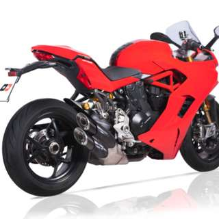 QD Exhaust Systems Singapore Ducati Super Sport 937 Euro 4 Ready Stock !!!!!