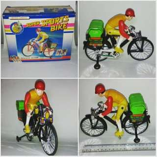 Vintage Toy Super Sport Bike