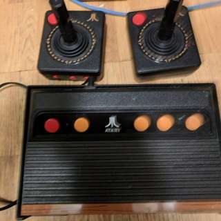 Atari flashback wireless game console