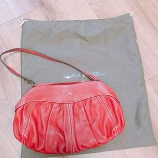 Lancel Bag red