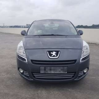Peugeot 5008 1.6 Auto Turbo Luxury