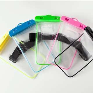Water Proof Phone Case 5.5 inch with LED Light