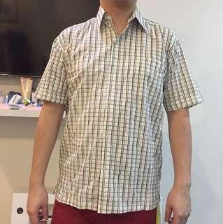kemeja lengan pendek short sleeve shirt