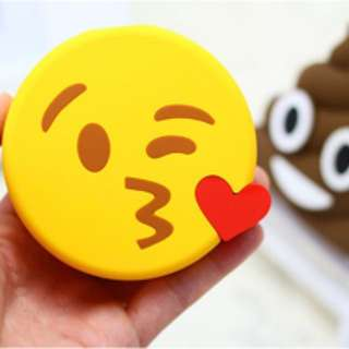 KISS emoji Power Bank 2600 mah
