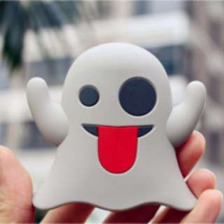 Ghost Emoji Power Bank 2600 mah