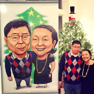 Caricature Gifts