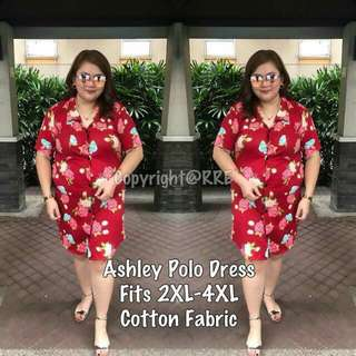 Ashley Polo Dress