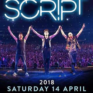 The Script Live in Manila (Gen Ad)