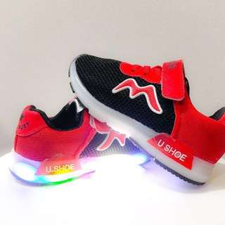 #Huat50Sale Kids LED shoes (in stock)